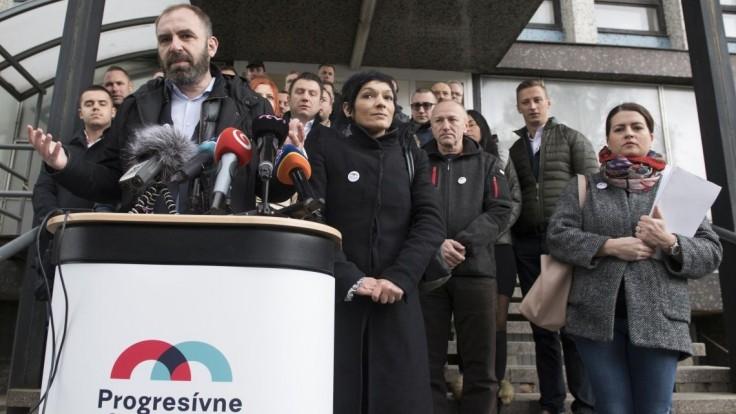 Progresívci budú rokovať so SaS o spolupráci, chcú však garancie