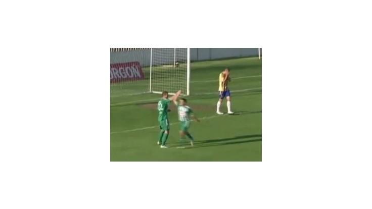 1. FC Tatran Prešov - DAC 1904 Dunajská Streda 4:0