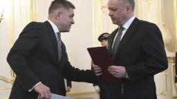 Pellegriniho poverili zostavením vlády, Fico podal demisiu