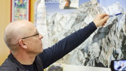 Horolezec Hámor chce pretraverzovať Everest zo severu na juh