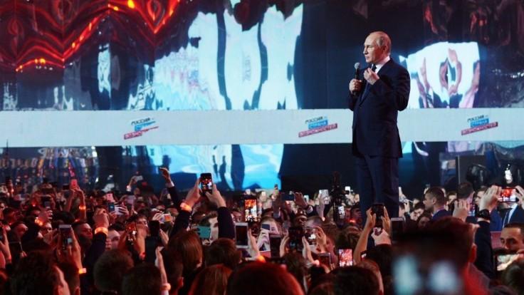 Putin plánuje misie na Mars, začať chce už na budúci rok