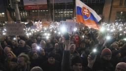 Protest opäť ochromí centrum Bratislavy. Toto potrebujete vedieť