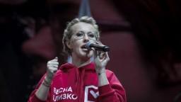 Ruská prezidentská kandidátka zakladá novú protiputinskú stranu