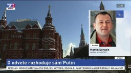 M. Dorazín o útoku na Sergeja Skripaľa a ruskej odvete