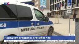 Kauzu prepustených policajtov uzavreli po siedmich rokoch