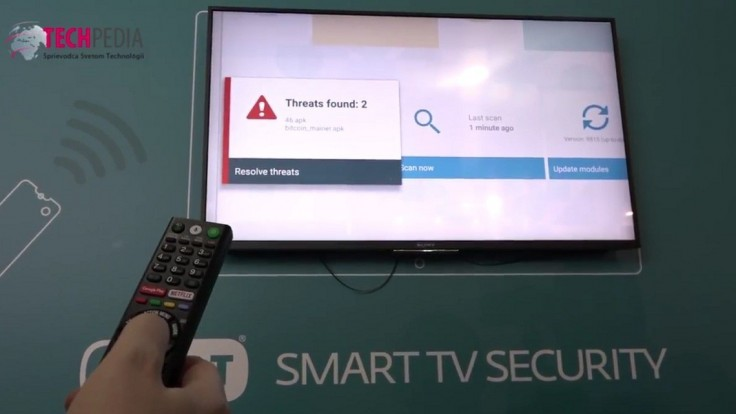 ESET chráni pred kybernetickými útokmi už aj televízory s Androidom