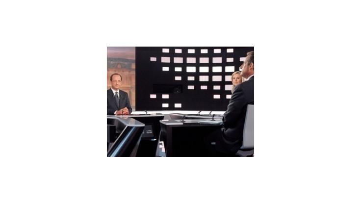 Francúzi rozhodli o prezidentovi, Sarkozy post neobhájil