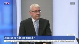 HOSŤ V ŠTÚDIU: J. Oravec o podnikateľskom prostredí z pohľadu zamestnávateľov