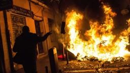 Ľudia v Madride vyšli do ulíc, protestovali proti smrti migranta