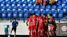 Fortuna liga: Prešov remízoval so Senicou, Záhoráci zostávajú v tabuľke poslední