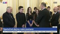 Českí a slovenskí študenti si preverili znalosti zo spoločných dejín