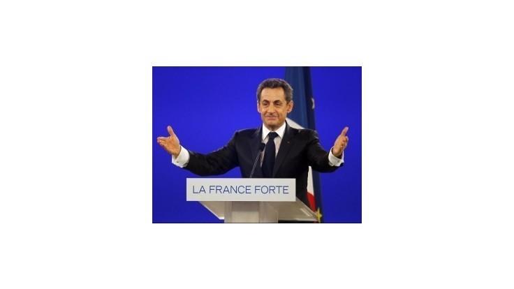 Sarkozy vytiahol fotku s Obamom, Hollande je pobúrený