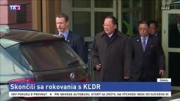 Švédsko skončilo rokovania s KĽDR o jadrovom programe