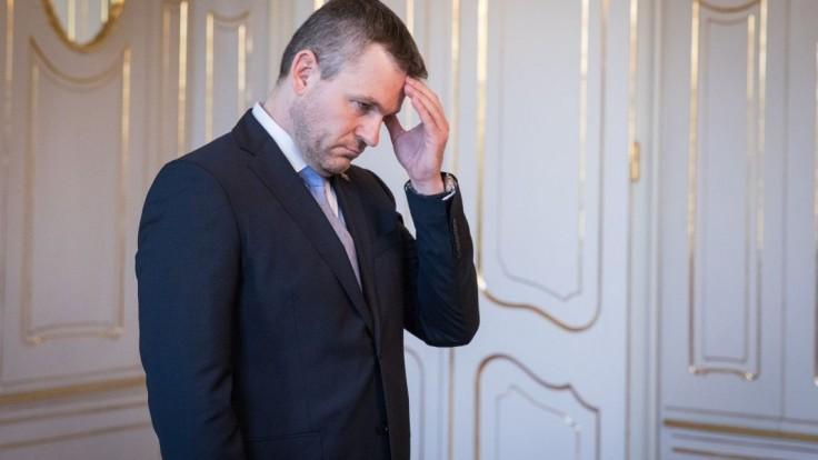 Ministrom vnútra by nemal byť vysoký funkcionár strany, tvrdí Pellegrini