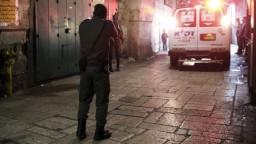 Palestínčan pobodal Izraelčana, polícia ho zastrelila