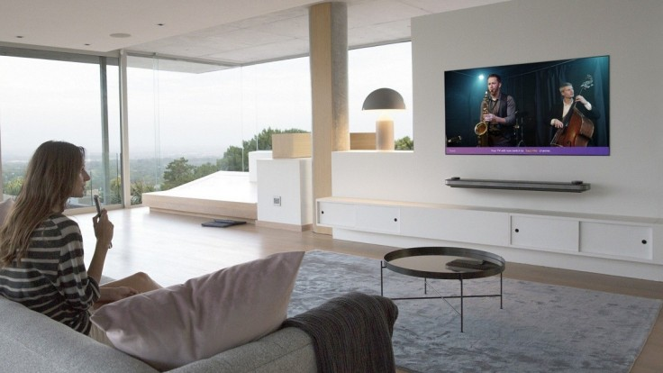 LG predstavuje prémiové rady televízorov na rok 2018