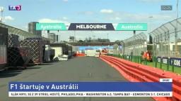 Zimná prestávka F1 sa končí, štart pretekov prešiel zmenou