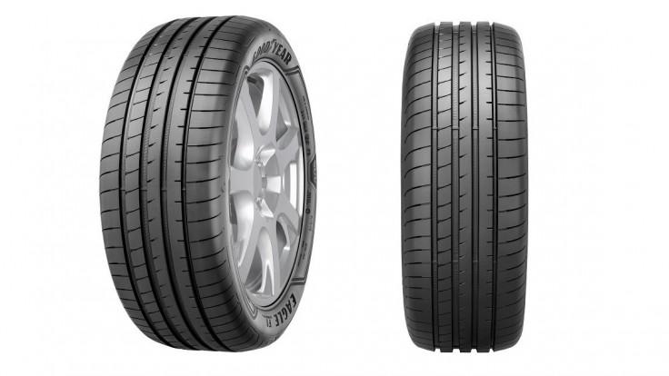 Vysoko výkonné pneumatiky Goodyear Eagle F1 Asymmetric 3 SUV