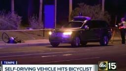 Prvý smrteľný prípad: autonómne vozidlo zrazilo chodkyňu