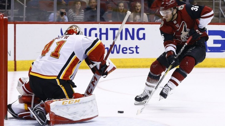 NHL: Pánik prispel k triumfu nad Calgary, Chára na ľade absentoval