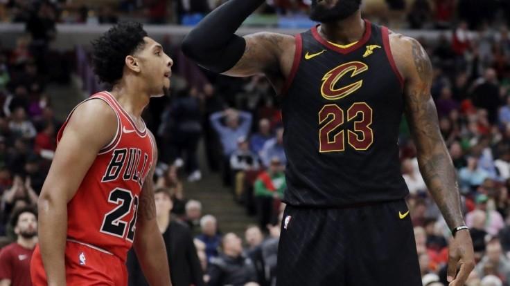 NBA: James s ďalším triple-double, po pauze sa v drese Cavaliers predstavil aj Love