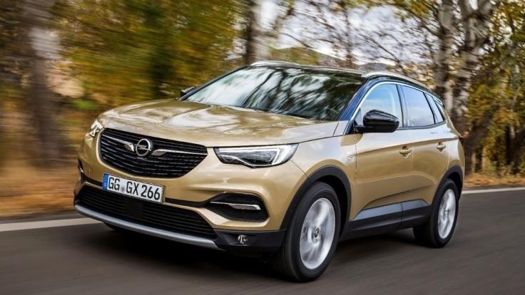 Opel Grandland X dostal naftový dvojliter