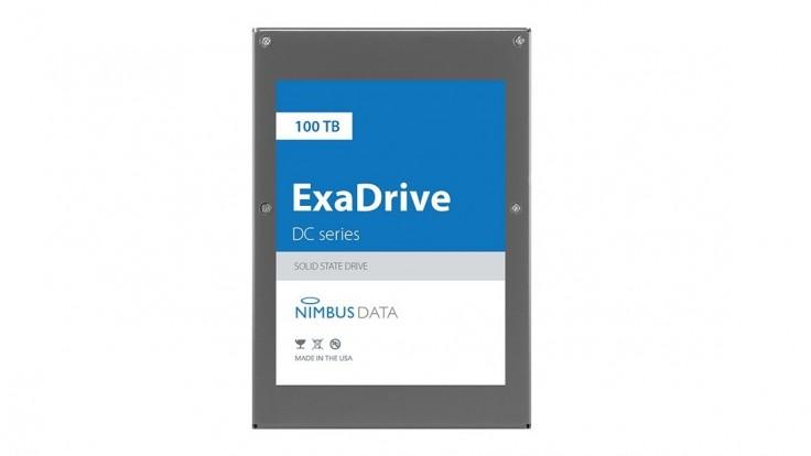 Nimbus Data vydáva SDD disk s najväčšou kapacitou na svete až 100 TB