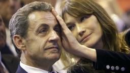 Sarkozyho kampaň mal financovať diktátor Kaddáfí, zadržali ho