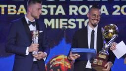 Najlepším futbalistom roka i štvrťstoročia sa stal Marek Hamšík