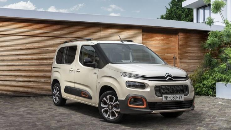Nový Citroën Berlingo: Príbeh pokračuje s lepším dizajnom, praktickejšími riešeniami a väčším komfortom