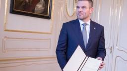 Pellegrini po Kiskovom odmietnutí mení zloženie kabinetu