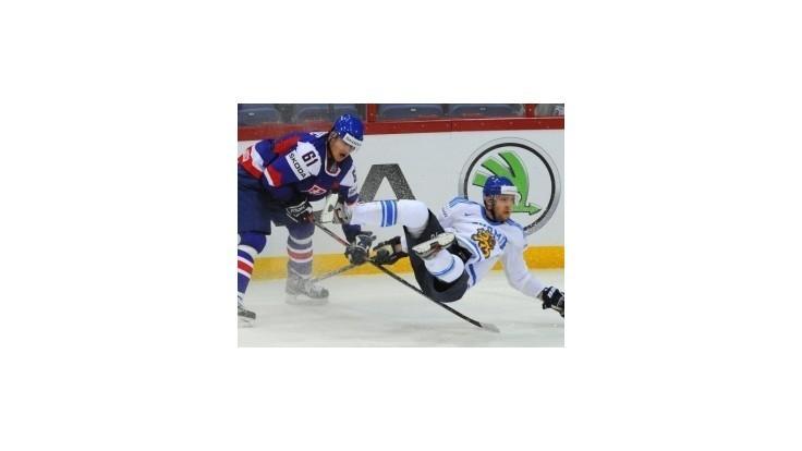 Slováci prehrali s Fínmi tesne 0:1