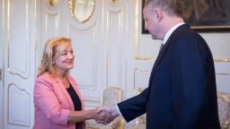 Maďaričova nástupkyňa sa ospravedlnila za slová o Sorosovi