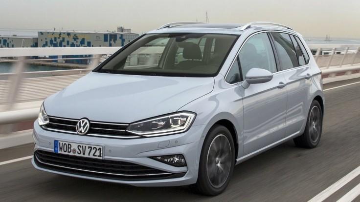 Volkswagen Golf Sportsvan 1,5 TSI: Namiesto crossoveru?