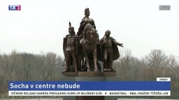 Socha Márie Terézie sa do centra Bratislavy nehodí, zhodli sa poslanci