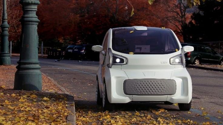 LSEV bude prvý masovo vyrábaný 3D tlačený elektromobil