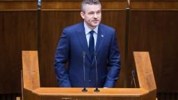 Nový premiér žiadal o dôveru. Spomenul Fica, Kisku i vyšetrovanie