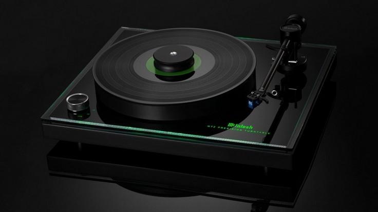 McIntosh to roztočil s cenovo dostupnejším precíznym gramofónom