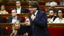Španielsky najvyšší súd obžaloval zo vzbury 13 katalánskych politikov