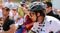 Sagan o víťazstvo nebojoval, triumfoval Holanďan Terpstra