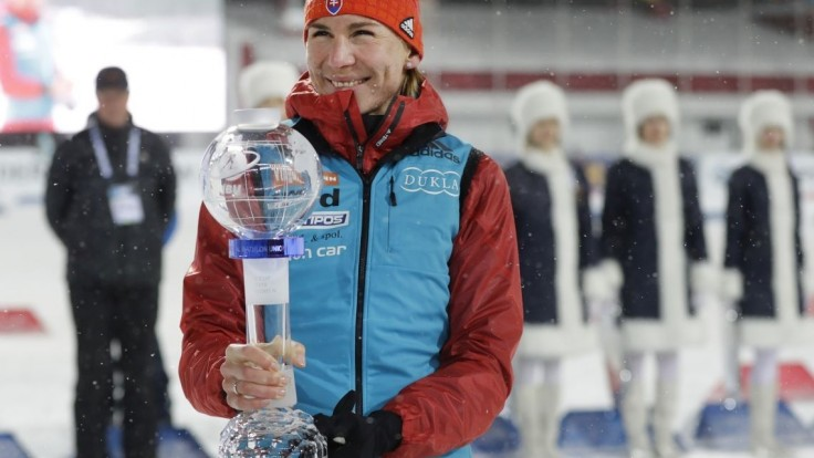 Kuzminová vybojovala ďalšie prvenstvo vo Svetovom pohári