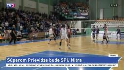 Volejbalisti Prievidze už poznajú meno súpera v extraligovom finále