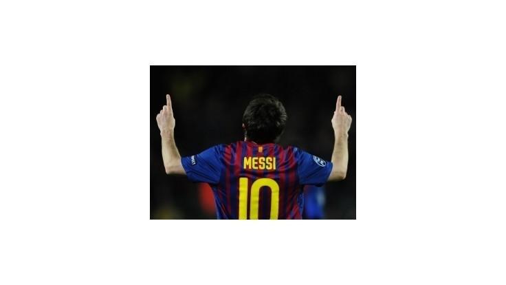 Messi dosiahol po ďalších 4 góloch v La Lige päťdesiatku zásahov