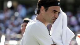 ATP v Miami: Po Djokovičovi končí aj Federer a S. Halepová