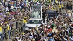Pápež odkázal mladým, aby sa nenechali umlčať