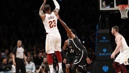 NBA: Cavaliers uspeli piatykrát po sebe, triumfovali na palubovke Brooklynu