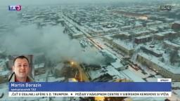 M. Dorazin o tragickom požiari v Rusku