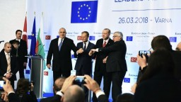 Turecko a Únia majú záujem prekonávať spory, zhodli sa lídri