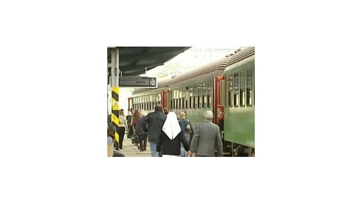 Cestujúci opäť uviazli na stanici kvôli nehode na trakčnom vedení