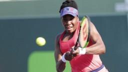 Venus Williamsová pri 21. účasti v Miami postúpila do štvrťfinále